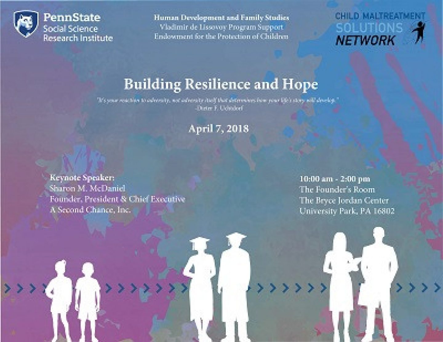 Child Maltreatment Solutions Network's Spring Awareness Event