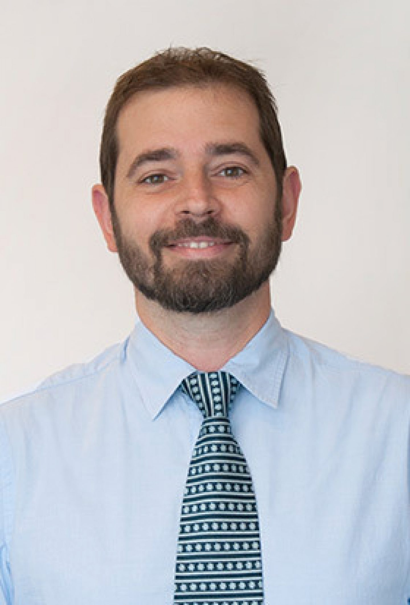 Profile photo for Chad Shenk, Ph.D.